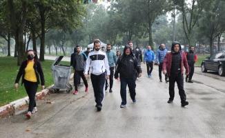 Avrupa Hareketlilik Haftası Etkinlikleri Sabah Sporuyla Başladı