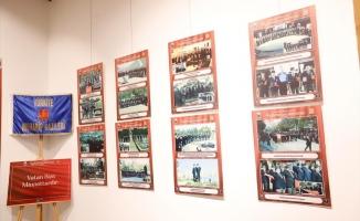 Kahramanlarımızın anıları müzede izlenime sunuldu