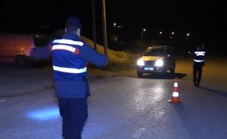 Polis ve Jandarmadan Ortak Uygulama