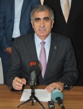 Nilüfer Teşkilatından Davutoğlu'na Destek