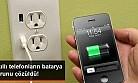 Akıllı Telefonların Batarya Sorunu Çözüldü!