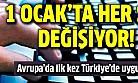 Ankara'da torpili bitirecek sistem