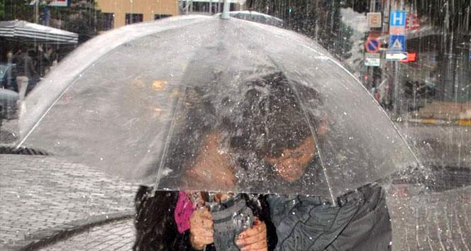 Bu illerde yaşayanlar dikkat: Gök gürültülü sağanak yağış geliyor |22 Ekim yurtta hava durumu