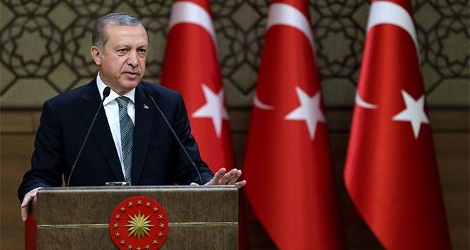 Cumhurbaşkanı Erdoğan: Dolar bizim yollarımızı kesmez, hiç endişe etmeyin