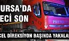Ecel Ankara karayolunda yakaladı!