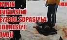 Kızının Sevgilisini Öldüresiye Dövdü!