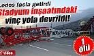 Lodos Bursa'yı talan etti!