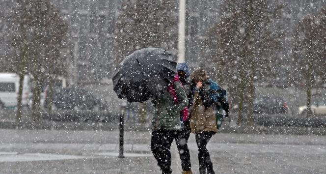 Meteoroloji'den yoğun kar uyarısı! Bu illerde yaşayanlar dikkat |14 Kasım yurtta hava durumu