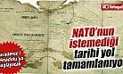 Nato'nun Engellediği Yol Yapılıyor