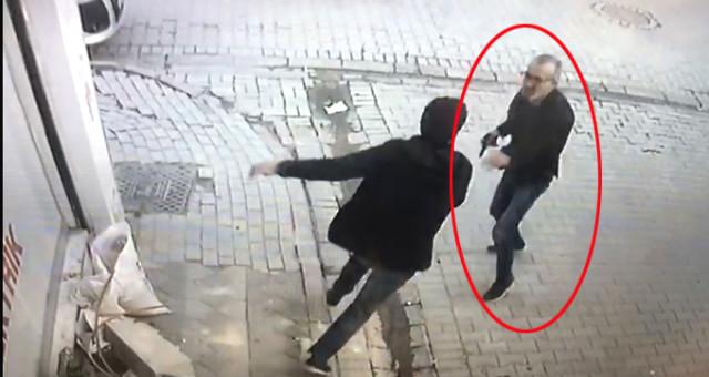 Sokak Ortasında Dehşet! Alacaklı Önce Elini Sıktı, Sonra Silahı Çekip Vurdu