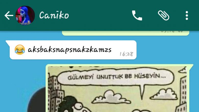 Yaşadığınız Kötü Anları Unutup Eğlenebileceğiniz Whatsapp Konuşmaları