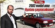 2002 model Doğan'ı 50 bin liraya satıyor