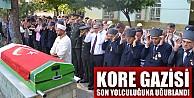 İnegöllü Kore Gazisi Toprağa Verildi