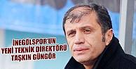 İnegölspor'un yeni teknik direktörü Taşkın Güngör