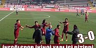 İnegolspor :3- Etimesgutspor :0