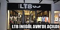 Ltb İnegöl Avm'de Açıldı