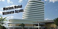 Marion Hotel hizmete açıldı