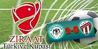 Torku Konyaspor: 2 - İnegölspor: 0