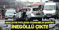 Berlin´de Patlayan Araçtaki Türk İnegöllü Çıktı