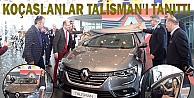 Koçaslanlar Renault Plazada Talisman Lansmanı Yapıldı