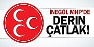 İnegöl MHP'de Derin Çatlak!