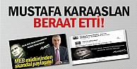Mustafa Karaaslan beraat etti!
