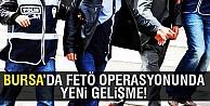 Bursa'da FETÖ'den 12 kişi tutuklandı
