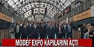 36. MODEF EXPO açıldı