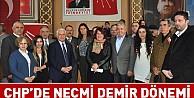 CHP'de yeni başkan Necmi Demir Oldu