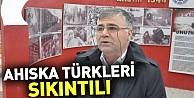 Ahıska Türkleri sıkıntılı