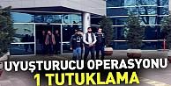 İnegöl'de uyuşturucu operasyonu: 1 tutuklama