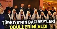 Türkiye'nin Bacıbey'leri Ödüllerini Aldı