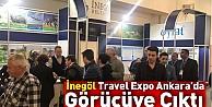 İnegöl Travel Expo Ankara'da Görücüye Çıktı