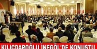 Kılıçdaroğlu İnegöl'de Konuştu