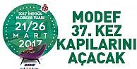 MODEF 37. kez kapılarını açacak