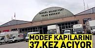 MODEF kapılarını 37. kez açıyor