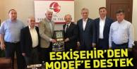 Eskişehir'den MODEF'e Destek
