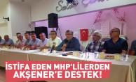 İstifa eden MHP'lilerden Meral Akşener'e destek!