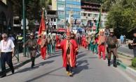 Bursa'da kurtuluş Çoşkusu