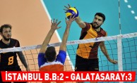 Mobilya Kupası: İstanbul B.B. 2-3 Galatasaray