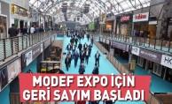 Modef Expo İçin Geri Sayım Başladı