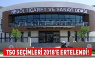 Ticaret Odası Seçimleri Nisan 2018'e Ertelendi