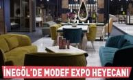 İnegöl'de Modef Expo Heyecanı