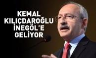 Kemal Kılıçdaroğlu İnegöl´e geliyor