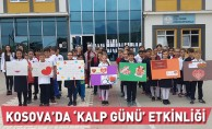 Kosova'da 'Kalp Günü' etkinliği