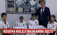 Kosova Koleji Başkanını Seçti