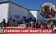 Starwood Camii İbadete Açıldı