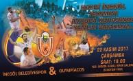 Belediyespor Avrupa Arenasında