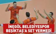 Beşiktaş: 0 - İnegöl Belediyespor: 3