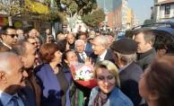 CHP Genel Başkanı Kılıçdaroğlu, İnegöl'de